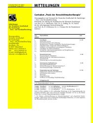 """Curriculum """"Praxis der Herzschrittmachertherapie """""""