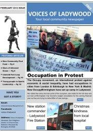 Feb 2012 - Ladywood on-line