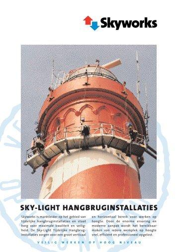 sky-light hangbruginstallaties