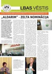 LBAS Vēstis Nr. 138 - Latvijas Brīvo Arodbiedrību Savienība