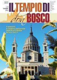 Il santuario è l'antenna permanente della Buona ... - Colle Don Bosco