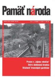 Pamäť národa 4/2009 - Ústav pamäti národa