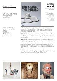 Breaking the Mould - Black Dog Publishing