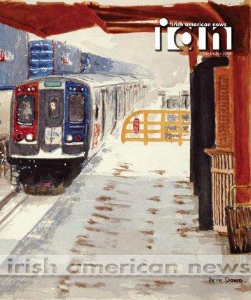 Christmas • 2008 - Irish American News