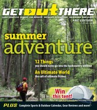 July / August 2006 - Get Out There