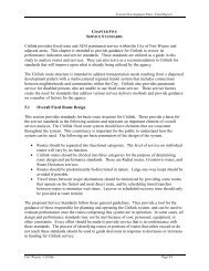 Final Report 3-5 - Citilink