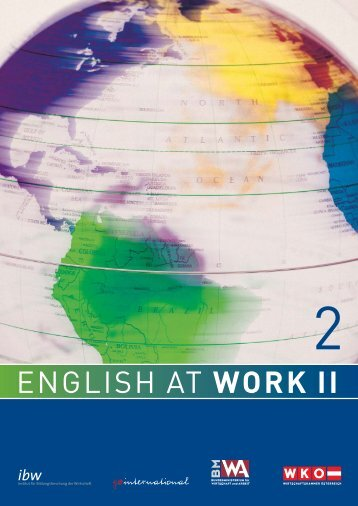 ENGLISH AT WORK II - ausbilder.at