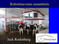 Toiminnallinen navettasuunnittelu – Jack ... - ProAgria Oulu