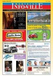 Info-ville septembre octobre 2010 - MontreuxInfoVille
