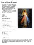 Divine Mercy Chaplet for students - Page 2