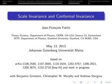 Download slides! - Johannes Gutenberg-Universität Mainz