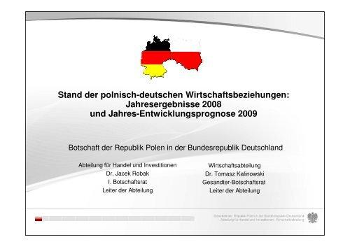 Polnische botschaft deutschland