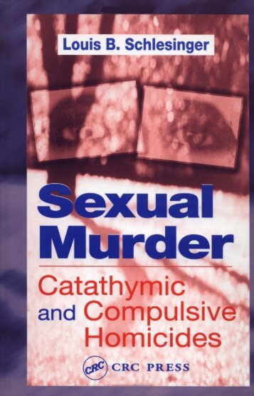 Sexual Murder - Justicia Forense