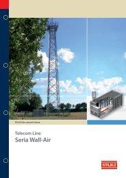 Broszura Wall-Air - Stulz