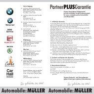Car - Automobile Müller
