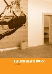 Bulletin 2013/03 - visarte zürich