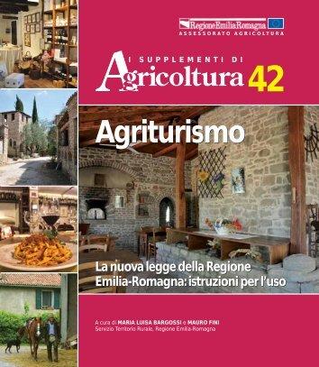 Agriturismo Agriturismo - Agricoltura - Regione Emilia-Romagna