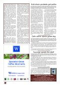 AIEE helps cafes follow the espresso regulations - Boughton's ... - Page 2