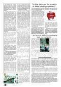 AIEE helps cafes follow the espresso regulations - Boughton's ... - Page 6