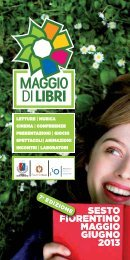 SESTO FIORENTINO MAGGIO GIUGNO 2013 FIOR - Comune di ...