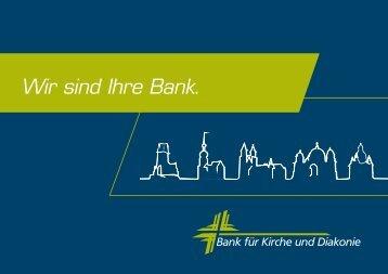 Wir sind Ihre Bank. - KD-Bank