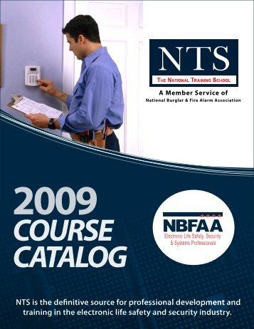National Burglar & Fire Alarm Association - Louisiana Life Safety ...