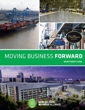 2013 Investor Guide - New Orleans Business Alliance