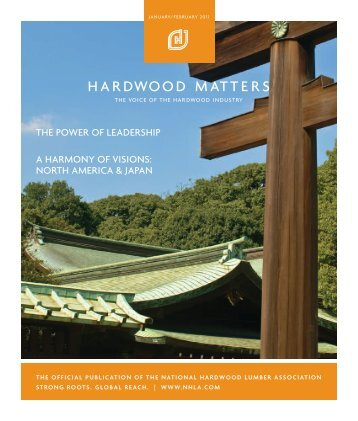 hm - janfeb11 - cover.indd - National Hardwood Lumber Association