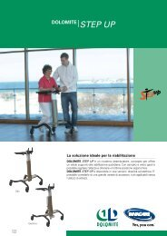 Dolomite STEP UP - Invacare