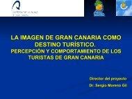 Fuentes de información utilizadas en Gran Canaria - Cabildo de ...