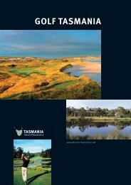 Download Golf Tasmania Guide - Discover Tasmania