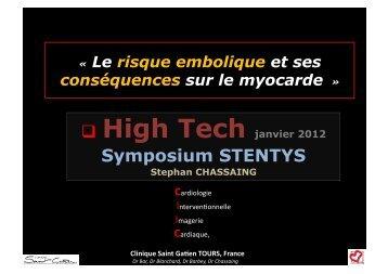 Télécharger la présentation - Mediathèque du congrès de High ...