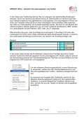 Arbeiten mit Leistungsarten und Tarifen - KIS - Seite 7