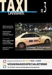 VOGNMANDSSPECIALISTERNE - TaxiDanmark