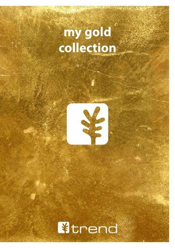my gold collection - Trend USA