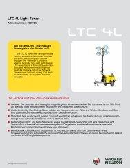 LTC 4L Light Tower