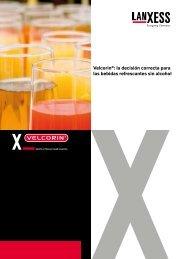 Velcorin®: la decisión correcta para las bebidas ... - VINICAS