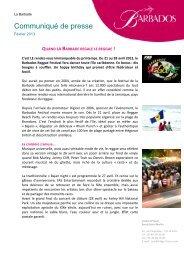 Panerai Transat Classique 2012 - Visit Barbados