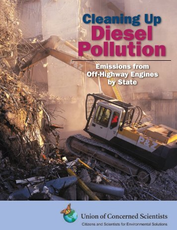 Cleaning Up Diesel Pollution - Union of Concerned Scientists
