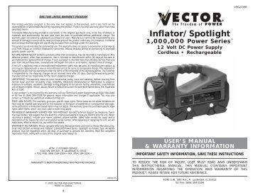 start it u00c2 u00ae jump starter  inflator black and decker owners manuals 3486 black and decker owners manual b-606