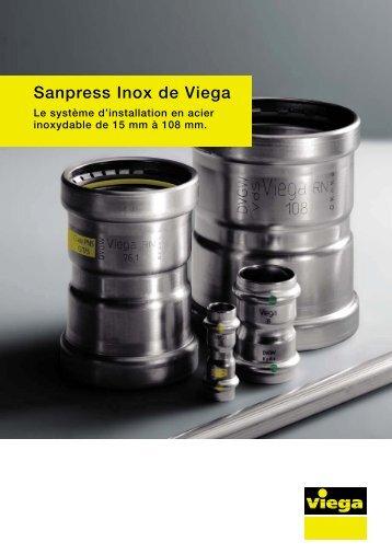 Brochure Sanpress Inox - Viega