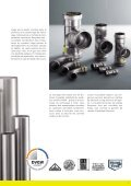 Brochure Sanpress Inox - Viega - Page 7