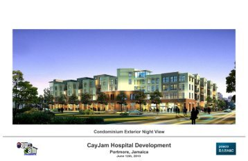 Condominium Booklet - CayJam Development Ltd.