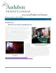 Sept. 2010 - National Audubon Society