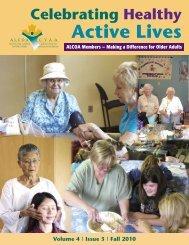 Celebrating Healthy Active Lives - Active Living Coalition for Older ...