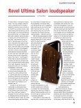 Revel Ultima Salon loudspeaker - Page 2