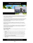 Conservaon Technology Informaon Center - Conservation ... - Page 4