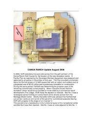 CANOA RANCH RECREATION CENTER Update Sep 05.pdf