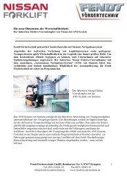 Die neue Dimension der Wirtschaftlichkeit: - Maier + Freese ...