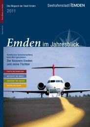 Jahresbericht 2011 - Stadt Emden
